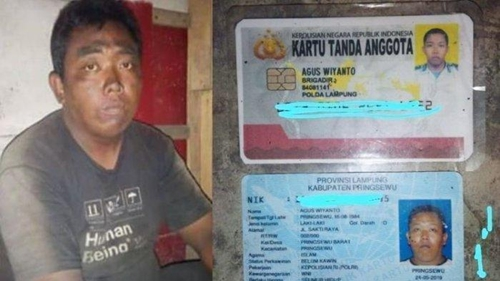 Pria Bertubuh Tambun Terlantar 10 Hari di Pelabuhan Merak Tak Tahu Jalan Pulang, Ternyata Polisi