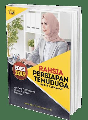 Semakan Keputusan Peperiksaan Pegawai Pembangunan Masyarakat S41 2019