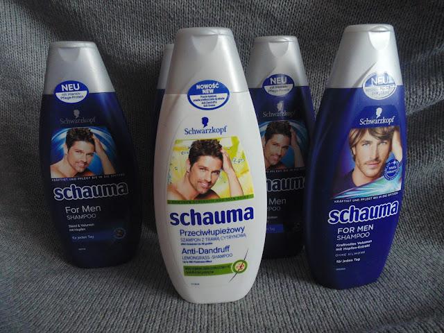 przeciwłupieżowy szampon do włosów Schauma