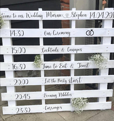 Etsy-Wooden pallets-wedding DIY-KMich Weddings and Events-Philadelphia PA