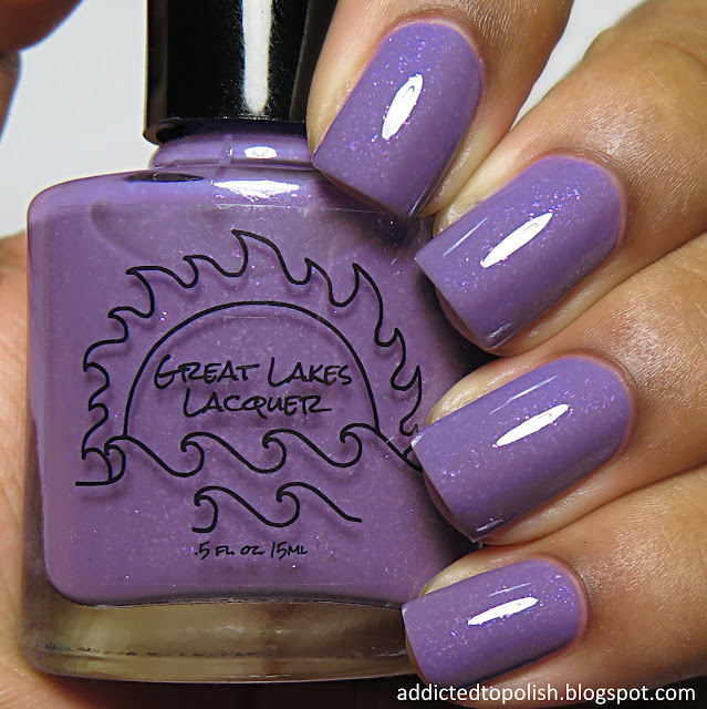 great lakes lacquer lavender light