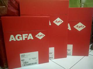 Update Harga Film X-ray Agfa Terbaru