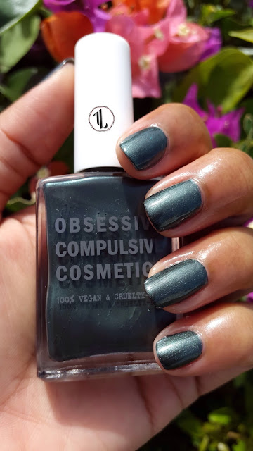 Obsessive Compulsive Cosmetics Nail Lacquer 'Poison' - www.modenmakeup.com