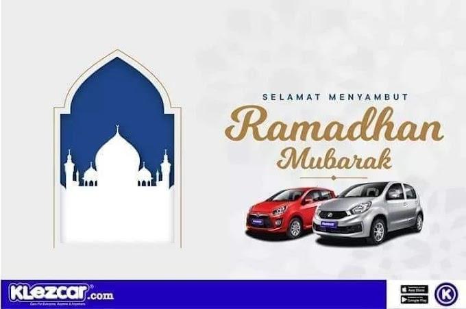 Salam Ramadhan - KERETA SEWA KLIA2