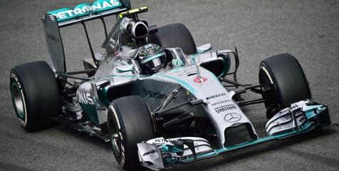 Klasemen Sementara Formula 1 2014 Usai Seri Italia