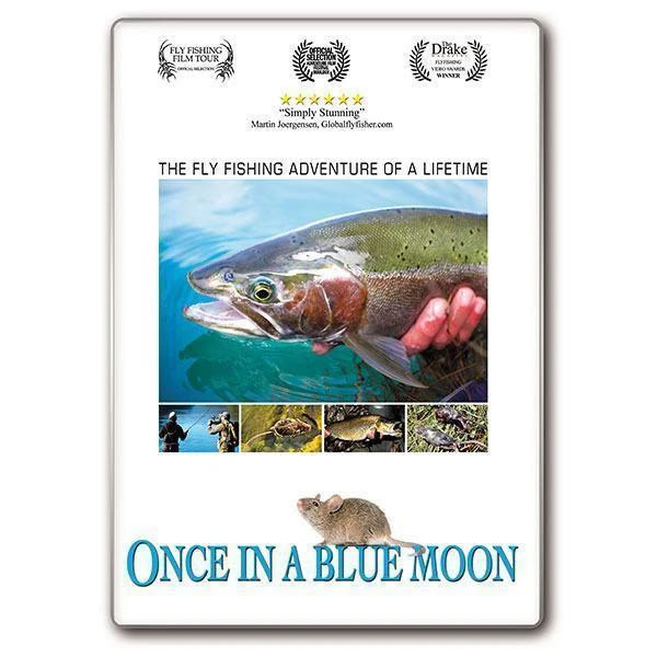 SWIFT FLY FISHING - Once in a Blue Moon