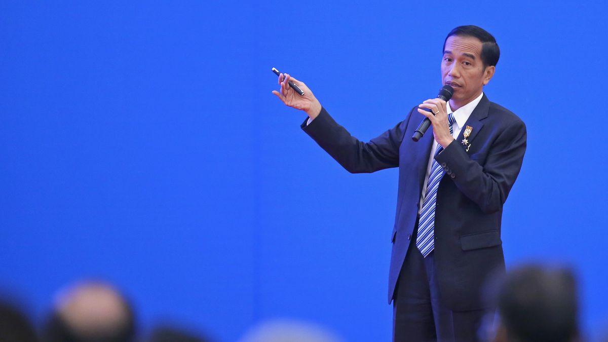 Rupiah Menguat, Jokowi Sebut Ada yang Tidak Senang