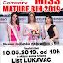"""Ovogodišnji izbor """"Miss mature BiH"""" će biti upriličen u Lukavcu"""