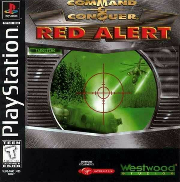 Command & Conquer: Red Alert Game