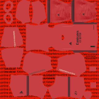DLS Kit Real Madrid 2020/21