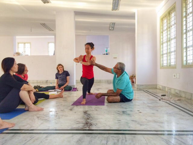 Masterji, Senior Ashtanga Yoga Teacher in Mysore