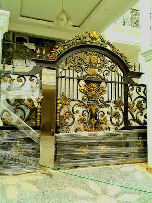 harga pagar klasik untuk rumah