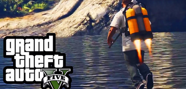 GTA 5 Jetpack Mod on the Way