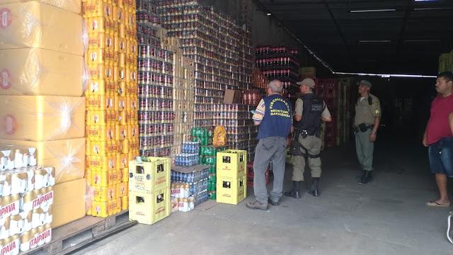 Secretaria da Fazenda avalia operações de cervejaria pernambucana