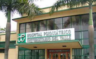 Citas Medicas Hospital Psiquiátrico Del Valle en Cali