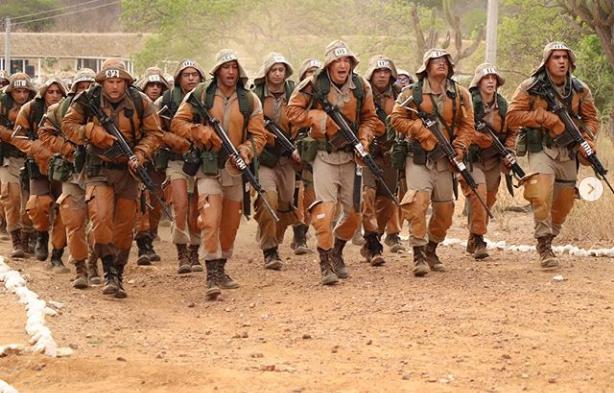 Quatro Policiais Militares da 45ª CIPM concluem o Estágio de Adaptação a Caatinga (EAC 2020/07)