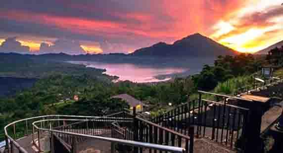 Wisata Desa Penelokan Kintamani