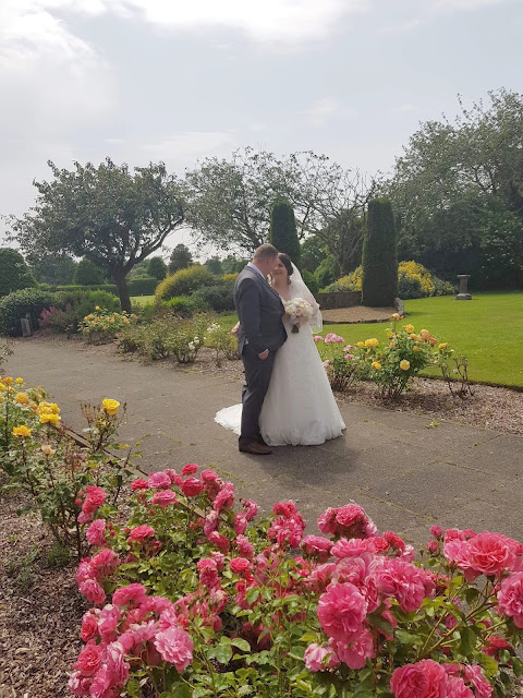 Newcastle Family Life blogger wedding