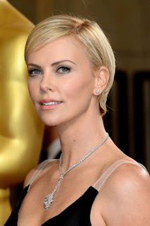 Sexiest celebrities Charlize Theron