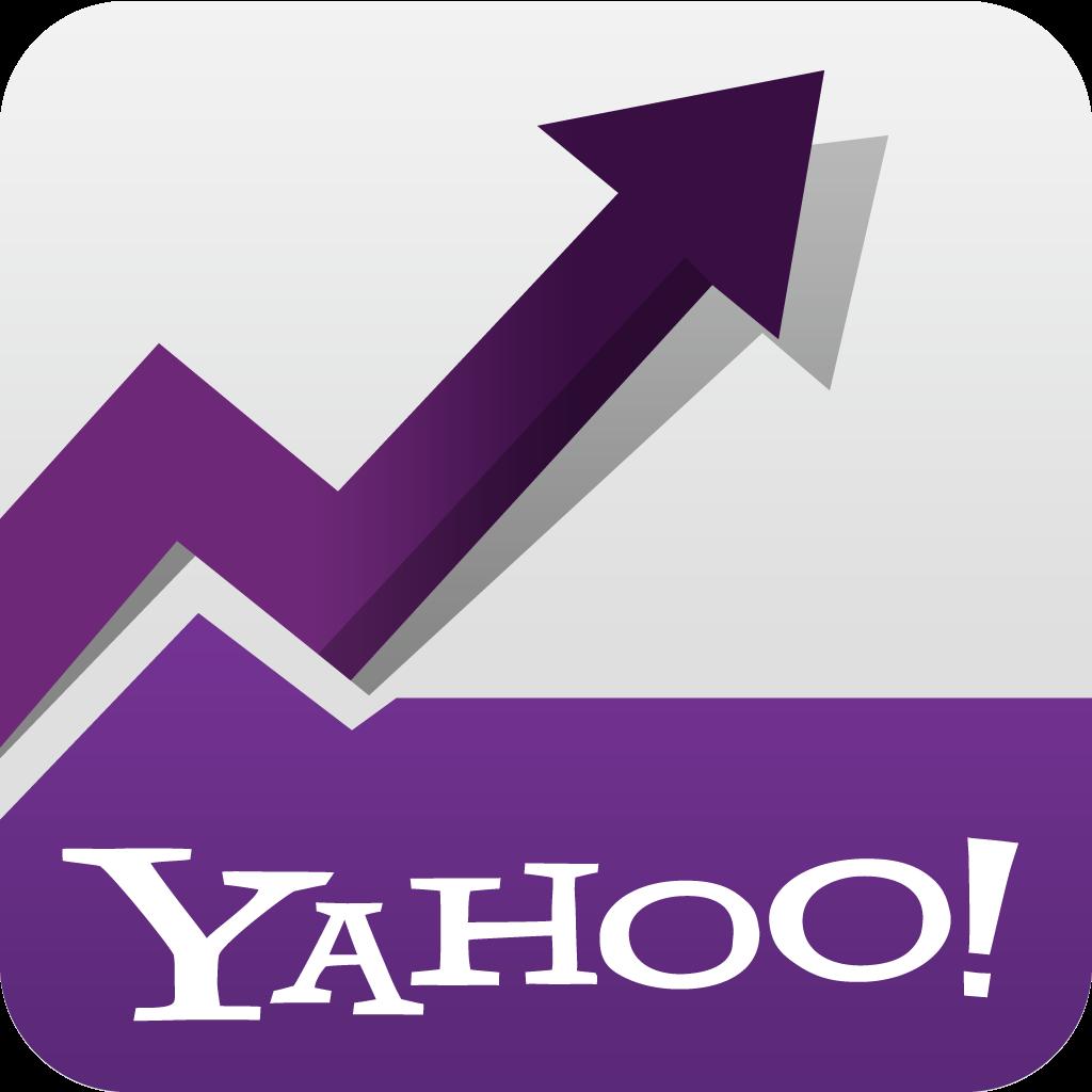 most excellent yahoo finance logo | quiz logo