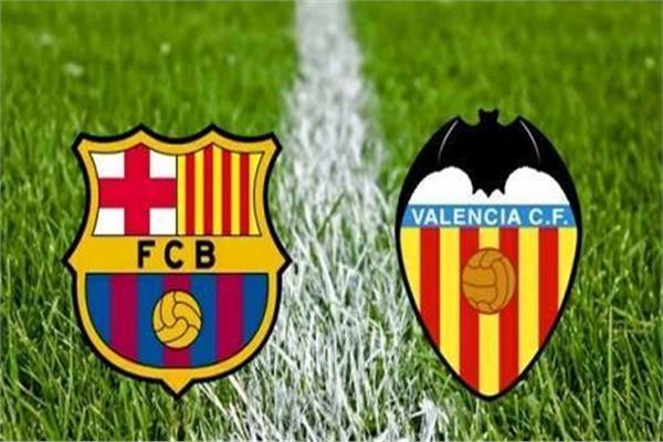 موعد مباراة برشلونة وفالنسيا في الدوري الاسباني 2-2-2019