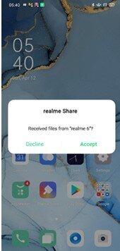 Realme Share
