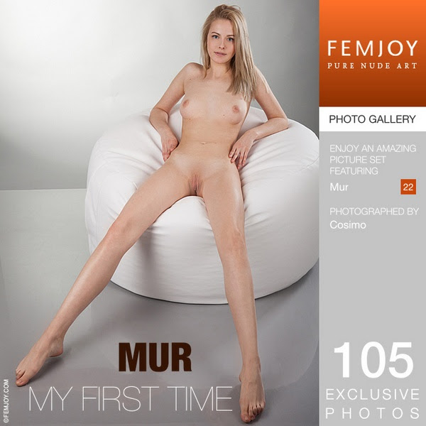 [FemJoy] Mur - My First Time