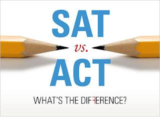 ACT-SAT Comparison
