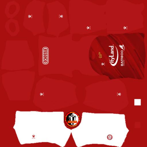 Kits Thành phố Hồ Chí Minh 2021 - Dream League Soccer 2021-2021