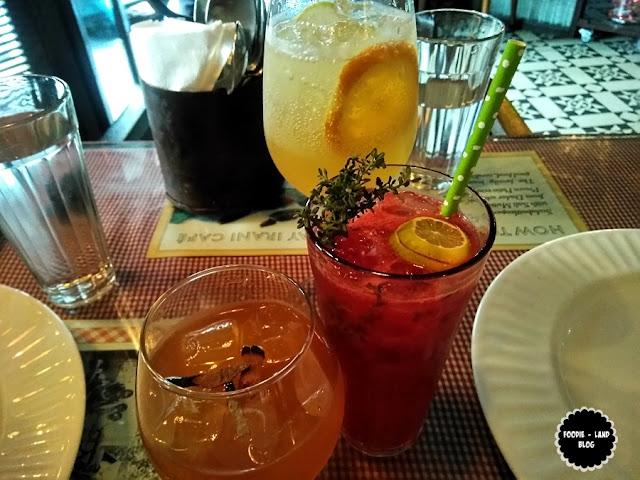 Signature Cocktails@ SodaBottleOpenerWala | Lavelle Road | Bangalore