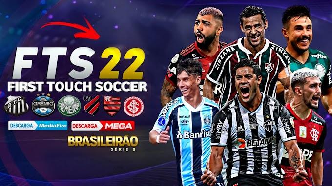 FTS 2022 Sulamericano Com BRASILEIRÃO ABCD /Libertadores & Copa Do Brasil