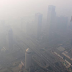 Dust, Smog and Fog engulfs cities of North China.Air Pollution is Rampant in China.