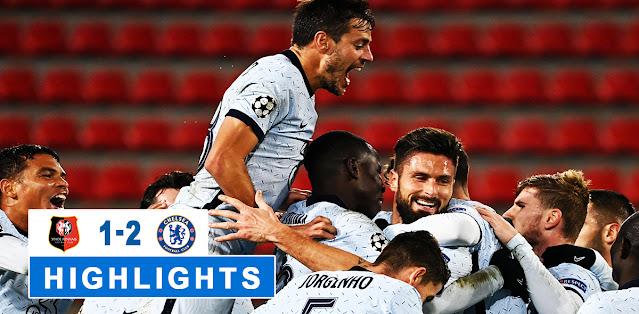Rennes vs Chelsea – Highlights