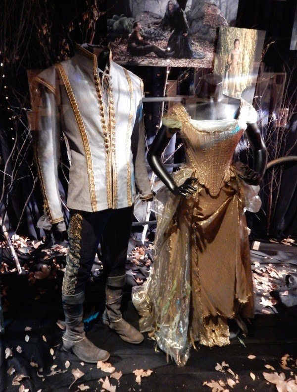 Original Into the Woods Prince Charming Cinderella movie costumes