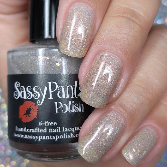 Sassy Pants Polish - New England Christmas