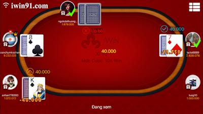 huong dan choi xi to trong game iwin online