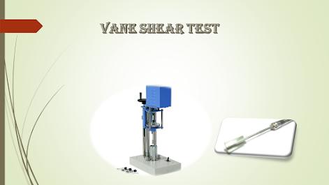 Vane shear title image