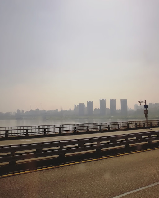 pollution in Seoul
