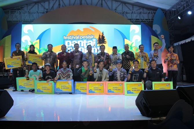 Festival Pesisir Pantai Panjang Sarana Promosi Wisata Bengkulu