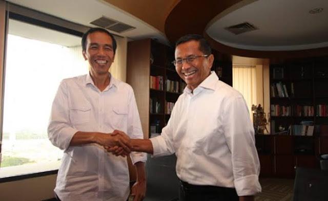 Presiden Marah-marah, Dahlan Iskan: Lima Tahun Tidak Cukup Wujudkan Cita-cita Besar