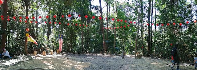 Hiking @ Wawasan Puchong Hill