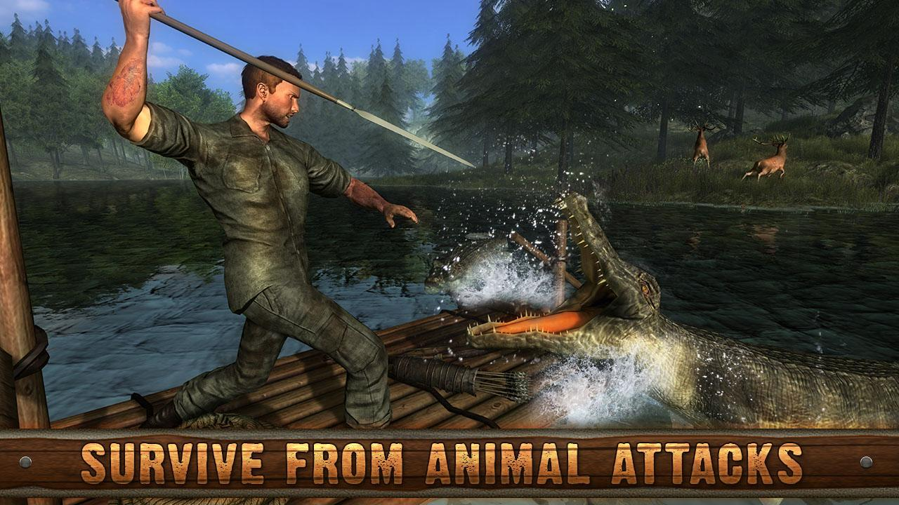 Amazon Jungle Survival Escape MOD APK