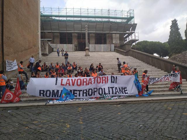 Su Roma Metropolitane lo spettro della liquidazione