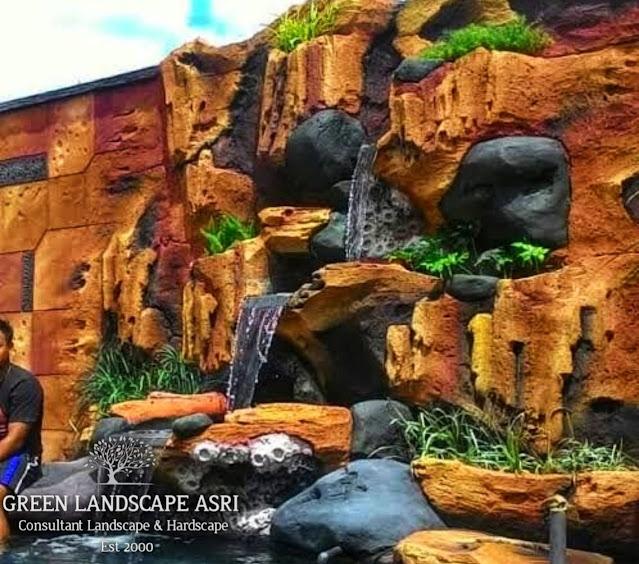 Jasa Tukang Relief Kolam Tebing Probolinggo | Jasa Pembuatan Dekorasi Kolam Air Terjun Tebing Di Probolinggo