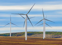 Renewable energy research is theatened under President Trump's proposed budget, and legal experts fear his energy independence executive order could affect the government's future support of wind, solar and other clean energy. (Credit: Jerry and Pat Donaho/flickr) Click to Enlarge.