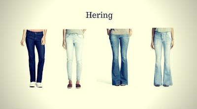 Calças Jeans Femininas da Hering