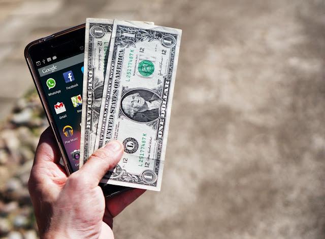 أفضل تطبيقات ربح المال من الهواتف الذكية اندرويد 2018