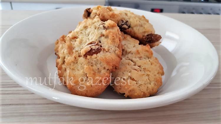 Kuru meyveli perişan kurabiye