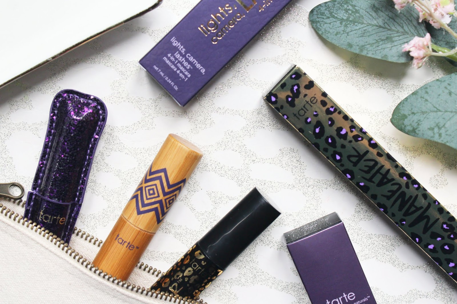 A Guide to Tarte Mascaras