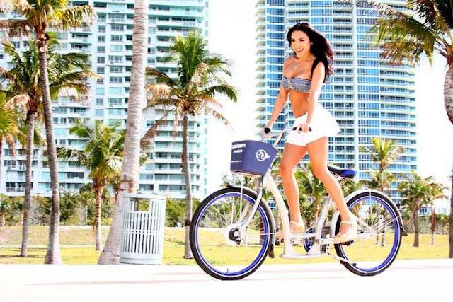 Como alugar bicicletas em Miami